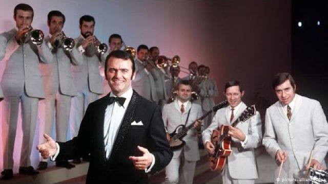 """Max Greger Band: """"The World Of Swing By Max Greger""""."""